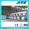 Linha de produção de madeira preço da pelota da serragem da biomassa do Ce 1t/H