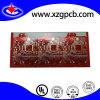 Placa vermelha do PWB de Soldermask da fábrica do PWB em Shenzhen