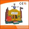 Piraten-Kampf-Prahler-aufblasbares federnd Schloss für Kinder (T1-114)