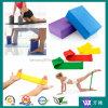 Espuma ligera de EVA del bloque de la yoga de la alta calidad
