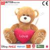 Ours mol de jouet d'animaux du jour de Valentine