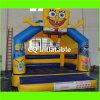Campo de jogos inflável do Bouncer do PVC da qualidade 0.55mm de Hight, castelo Bouncy, Bouncer inflável do tema