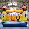A atividade fortifica a casa inflável do partido do Bouncer/castelo Bouncy inflável com corrediça