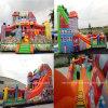 Los cabritos inflables de la diversión deslizan la diapositiva inflable gigante para la venta