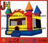 Mini château plein d'entrain gonflable sautant de Chambre pour le jeu
