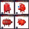 Phymの火の泡タンク、消火活動装置の泡のぼうこうタンク
