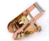 Пряжка храповика для хлестать ручку пояса тяжелую алюминиевую