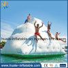Игрушка воды стен раздувного айсберга воды взбираясь раздувная для игры воды лета