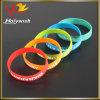 Fonte de amostra livre impermeável do logotipo de Debossed do bracelete do silicone