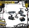 De originele Kleppen van de Controle van de Stroom Enerpac en van de Druk