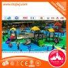 Оборудование спортивной площадки Гуанчжоу самой горячей конструкции 2017 напольное