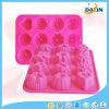 Moulage fabriqué à la main de gâteau de moulage de savon de beaux silicones
