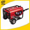 Gerador de gasolina elétrica de energia elétrica 220k / 380V de 5kw / 6kVA com CE / Euii