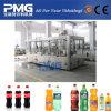 Equipo de relleno del refresco carbónico plástico automático de la botella