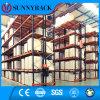 Racking resistente da pálete da prateleira padrão quente do armazenamento da venda