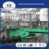 Линия высокого качества Китая полноавтоматическая заполняя для стеклянной бутылки с закруткой с крышки