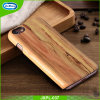 Accessoires de téléphone mobile pour le cas d'iPhone pour le cas en bois de l'iPhone 6