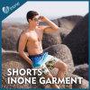 I Mens di Inone M015 nuotano i pantaloni di scarsità casuali di Shorts della scheda