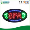 LED personalizzato Feet SPA Sign Display con l'UL (HSS0254)