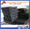 Ячеистая сеть черного квадрата PVC CE& ISO9001 покрытая