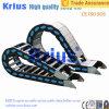 Cnc-Luftwiderstand-Ketten-elektrisches Kabel-Plastikträger