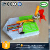 Pressluftbetätigtes Spielzeug-Boot des Boots-Baumuster-DIY (FBELE)