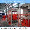 Bloque del cemento Qt6-15 que hace la máquina de fabricación de ladrillo de la máquina