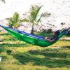 Het Kamperen van de hangmat het Kamperen de Draagbare Hangmat van het Bed met de Tuin van de Schommeling van de Tribune