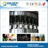 Maquinaria de relleno isobárica de la bebida de la botella de cristal