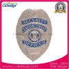 La policía de encargo del metal del esmalte Badge