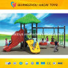 Nuovo Children Outdoor Slide e Swing da vendere (HAT-12)