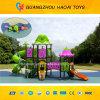 Cour de jeu extérieure d'enfants bon marché de bonne qualité pour le parc (A-15085)
