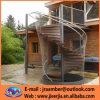 ステンレス鋼の階段装飾的なワイヤーロープAISI 304/316の動物園の網の手すりの網か鳥の網の飼鳥園