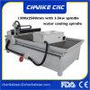 Macchina per incidere di legno acrilica di alluminio di taglio Ck1325