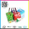 Preiswertes Form-Papier-Geschenk-kundenspezifisches Verpacken