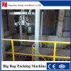 Máquina de empacotamento de enchimento do saco grande do cimento 1-2t