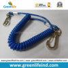 صلبة زرقاء بلاستيكيّة مرنة نابض حزام سير ملف [بونج] مرس