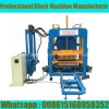 Fabricante semi automático del bloque Qt4-18