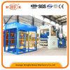 Linha de produção oca automática da máquina do tijolo do bloco do tijolo contínuo