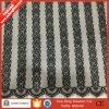 2016年のTailian新しいデザイン黒の刺繍のレースファブリック
