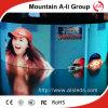 P10 напольные цвет DIP 3in1 цилиндрические 360 полный СИД рекламируя экран