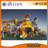 Grande Size Highquality Architects Kids Indoor Playground Equipment para o parque de diversões