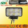 """4.5 """" 18W Auto DEL Working Light, 6 DEL Driving Light pour Offroad, ATV, 4x4"""