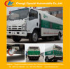 4X2 Isuzu Sewage Suction Truck mit Vacuum Suction Pump