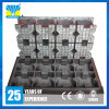 Hohe Leistungsfähigkeits-automatische hydraulische konkrete blockierenblock-Maschine