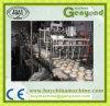 Machine automatique de fabrication de crème glacée automatique complète