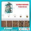 Chaîne de production de boulette d'alimentation de lapin/cheval de la structure compacte 0.5-2t/H