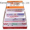 Bianco esterno e casella interna del Kraft/naturale pizza (PB160619)