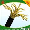 PVC Kvvp2 450/750V изолировал обшитый PVC медной кабель системы управления защищаемый лентой