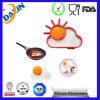 シリコーンの卵型を調理する2015年のFDAの食品等級のマルチ形